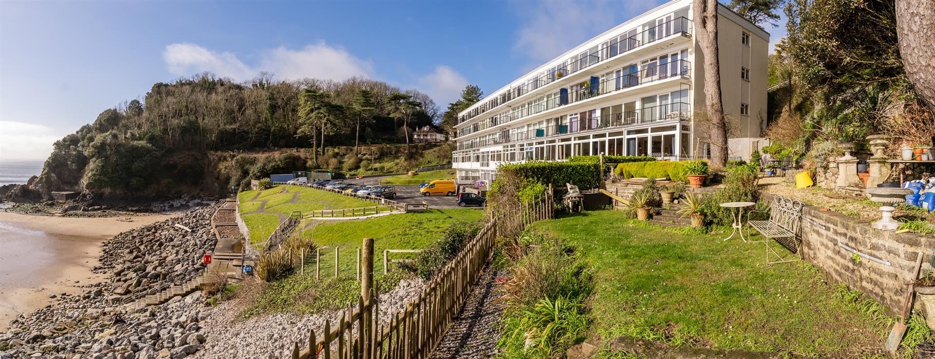 10a & 9a Redcliffe Apartments, Caswell, Swansea, SA3 3BT